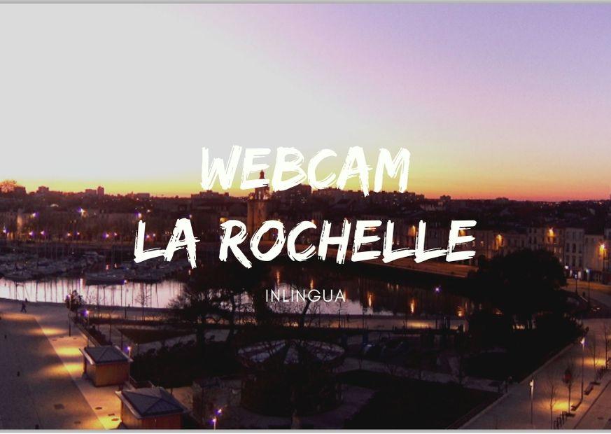 WEBCAM LA ROCHELLE - Inlingua La Rochelle