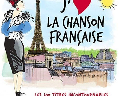chanson française 495x400 - Learn French through French chanson