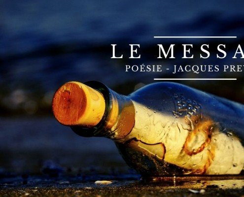 le message 495x400 - Learn French through French song