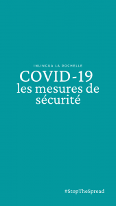 Covid 169x300 - Inlingua La Rochelle